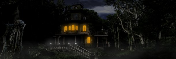 a haunted house free game
